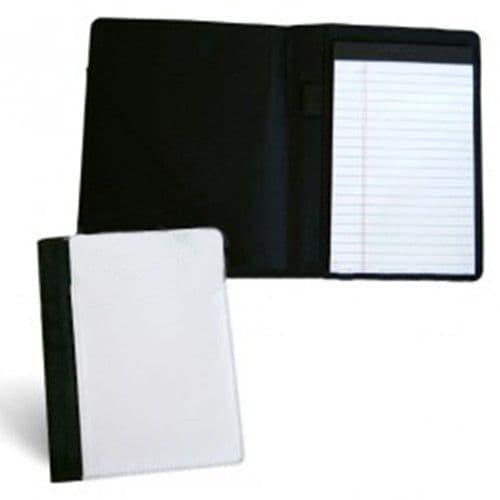 Ежедневник текстильный со сменным блоком средний 15*23 см