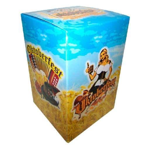 """Коробка подарочная для пивной кружки """"Октоберфест"""""""