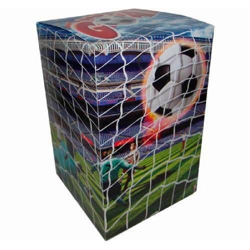 """Коробка подарочная для пивной кружки """"Футбол"""""""