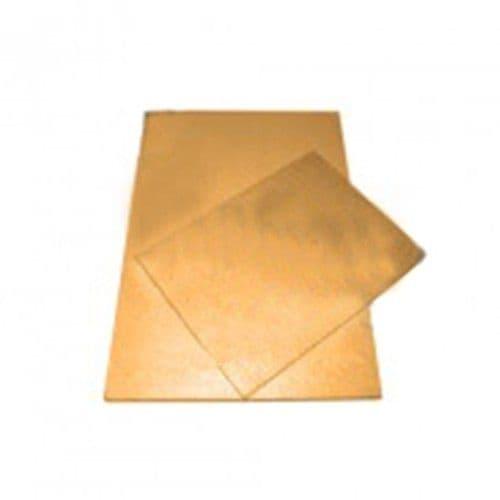 Пластина металлическая (сталь) ЗОЛОТО-МЕТАЛЛИК