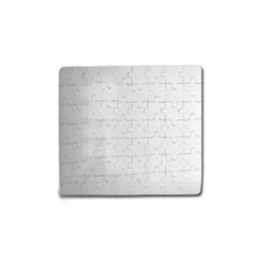 Пазл картонный  А5, 63 элемента