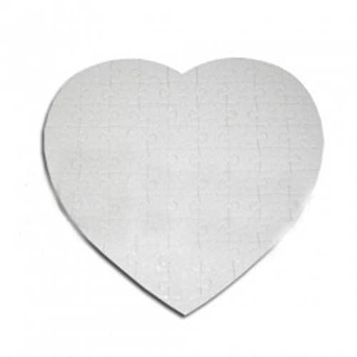 Пазл в форме сердца, 76 элементов