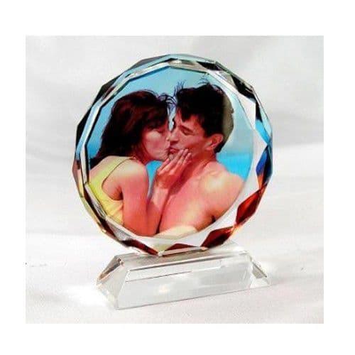 Фотокристалл BXJ03A - Подсолнух круглый малый