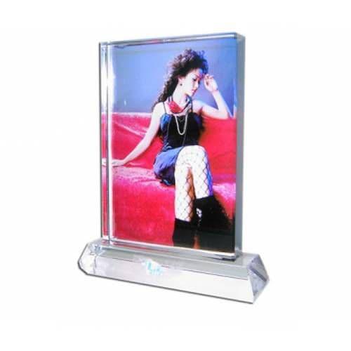 Фотокристалл SJ08B - Прямоугольный с подставкой вертикальный