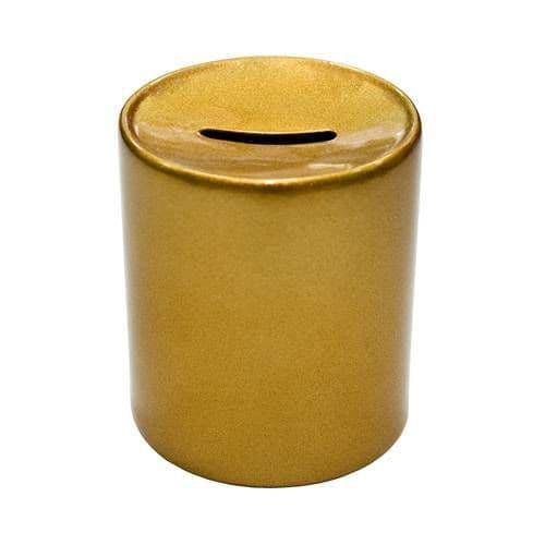 Копилка золотая