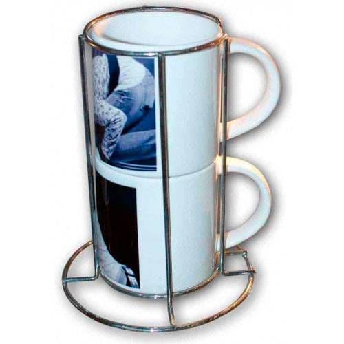 Набор кружек кофейных 2 шт.