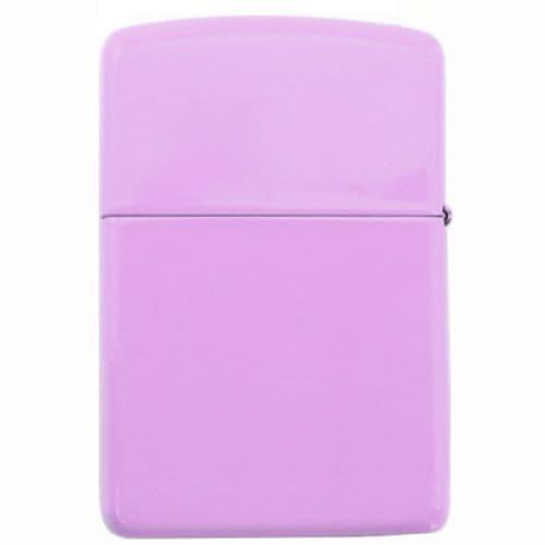 зажигалка  бензиновая розовая зажигалки / портсигар / пепельницы