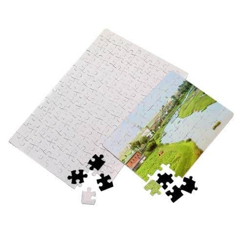 Пазл картонный 20х29см А4, 120 элементов