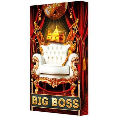 Универсальная подарочная коробка BIG BOSS