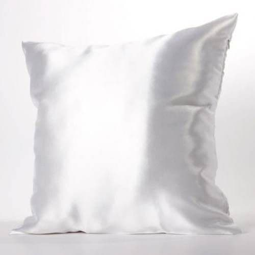 Подушка с наволочкой 40*40 см БЕЛАЯ