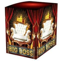 Подарочная коробка для кружки BIG BOSS