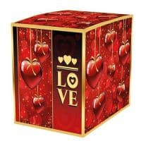 "Подарочная коробка для кружки ""СЕРДЦЕ"""