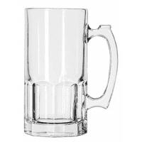 Кружка пивная стеклянная, 300мл