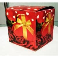"""Подарочная коробка для кружки """"Сюрприз"""""""