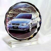 Фотокристалл BXJ03A - Подсолнух круглый большой