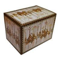"""Подарочная коробка для кружки кофейной  """"Жирафы"""""""