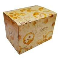 """Подарочная коробка для кружки кофейной  """"Кофе"""""""