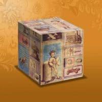 Подарочная коробка для кружки ДЕТСКИЕ РАМКИ
