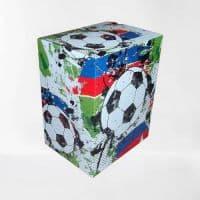 """Коробка подарочная для пивной кружки """"Мяч"""""""