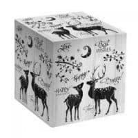 """Подарочная коробка для кружки """"Олень"""""""
