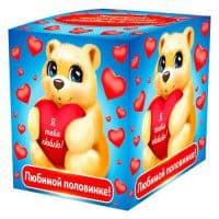 Подарочная коробка для кружки ЛЮБИМОЙ ПОЛОВИНКЕ