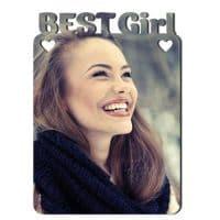 Магнит Best Girl