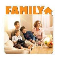 Магнит Family