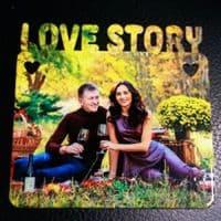 Магнит Love Story