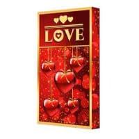 Универсальная подарочная коробка Love