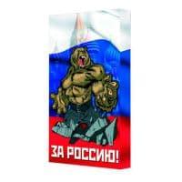 Универсальная подарочная коробка За Россию
