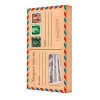 Универсальная подарочная коробка Заказное письмо