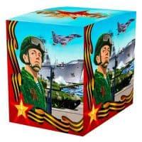 Подарочная коробка для кружки ГЕРОЮ