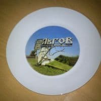 Тарелка Льгов, диаметр 20 см_3
