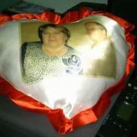 Подушка в форме сердца _1