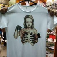 футболка с вашим рисунком _1
