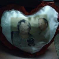 Подушка в форме сердца _2