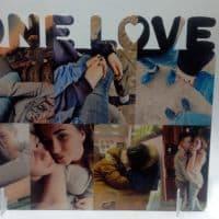 Фоторамка one love