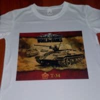 Футболка World of Tanks_1